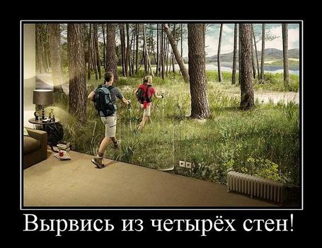 Фото вырвись из четырёх стен! (© Флориссия), добавлено: 02.03.2011 17:46