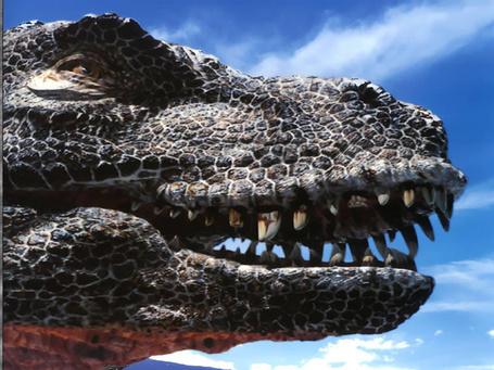 Фото Голова динозавра (© Volkodavsha), добавлено: 04.03.2011 03:06