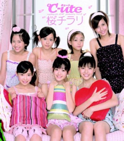 ���� �C-ute - Sakura Chirari (� ���-���), ���������: 05.03.2011 18:56