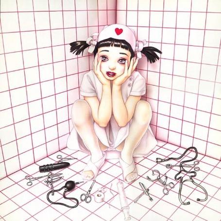 Фото Медсестра и инструменты пыток (© Radieschen), добавлено: 24.03.2011 09:19