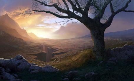 Фото Расщелина в земле (© Флориссия), добавлено: 30.03.2011 17:35