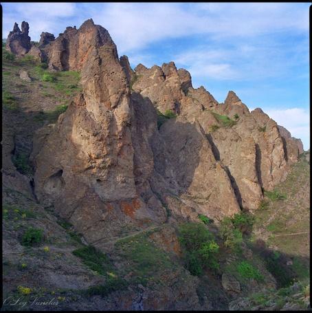 Фото 'Весенние тропы Мёртвого Города' - Oleg Vanilar (© Юки-тян), добавлено: 01.04.2011 16:38