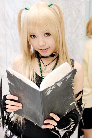 Фото Косплей по аниме 'Тетрадь Смерти', персонаж Миса (© Юки-тян), добавлено: 01.04.2011 23:08
