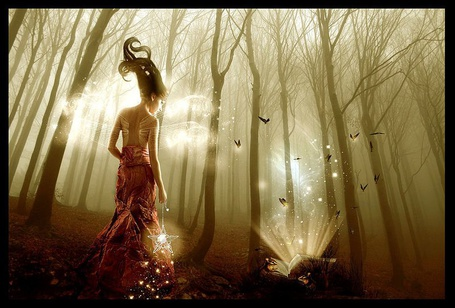 Фото Лесная фея (© Флориссия), добавлено: 02.04.2011 20:25