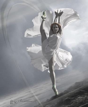 Фото Балерина (© Штушка), добавлено: 14.04.2011 20:44