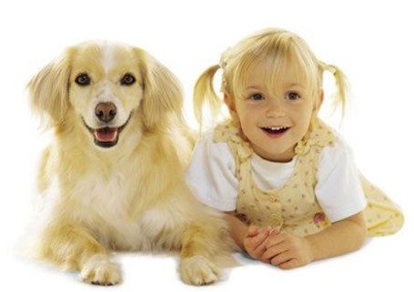 Фото Девочка похожа на собаку (© Штушка), добавлено: 15.04.2011 15:33