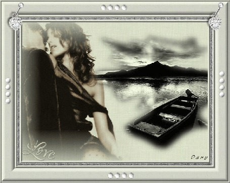 Фото Парочка у реки (love)