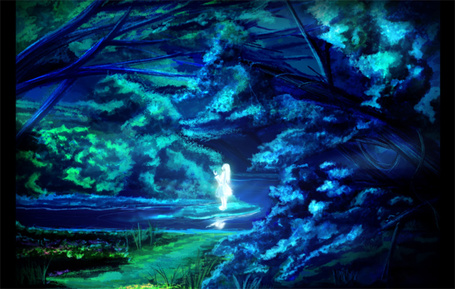 Фото Магический лес (© Юки-тян), добавлено: 02.05.2011 17:21