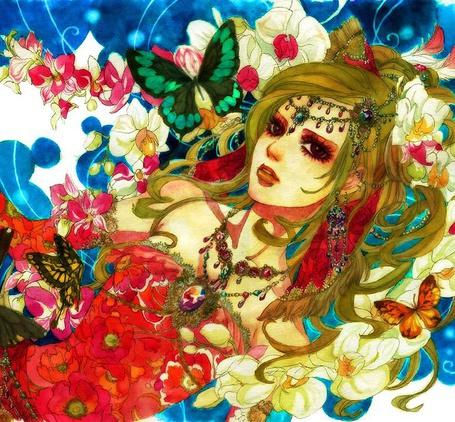 Фото Дива цветов (© Юки-тян), добавлено: 02.05.2011 22:20