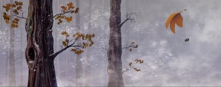 Фото Зимний лес (© Флориссия), добавлено: 06.05.2011 13:57