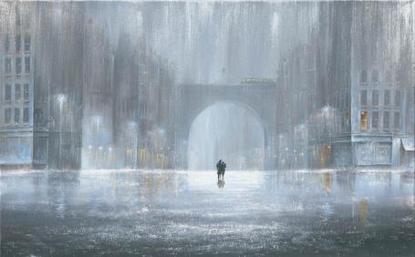 Фото Дождливый город (© Polly_Fm), добавлено: 07.05.2011 16:54