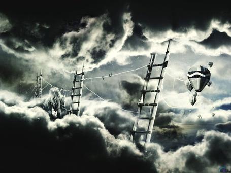 Фото Лестницы в небеса