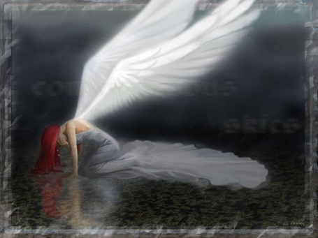 Фото Грустный ангел (© Флориссия), добавлено: 12.05.2011 17:06