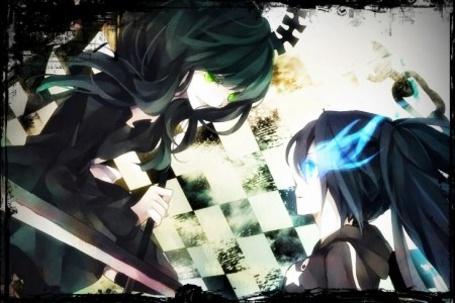 ���� Black Rock Shooter vs Dead Master (� D.Phantom), ���������: 13.05.2011 23:09