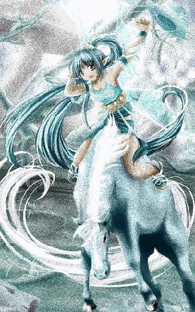 Фото Девочка на коне