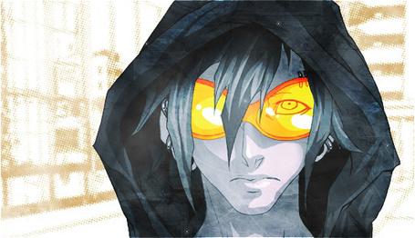 Фото Парень в капюшоне и оранжевых солнечных очках (© D.Phantom), добавлено: 26.05.2011 04:33