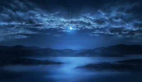 Фото Синяя ночь (© Флориссия), добавлено: 26.05.2011 16:39