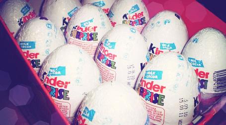 Фото Kinder surprise (© Oridginal_ба), добавлено: 26.05.2011 22:24
