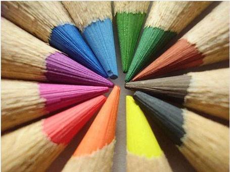 Фото Цветные карандаши (© Юки-тян), добавлено: 12.06.2011 01:04