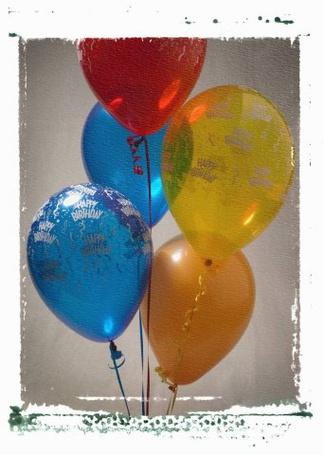 Фото Воздушные шары (© Юки-тян), добавлено: 12.06.2011 01:41