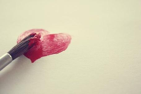 Фото Рисует сердечко (© Юки-тян), добавлено: 12.06.2011 09:49