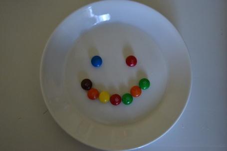 Фото :) из конфеток (© Юки-тян), добавлено: 12.06.2011 15:31