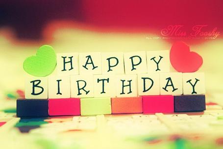 Фото Happy Birthday (© Юки-тян), добавлено: 14.06.2011 15:47