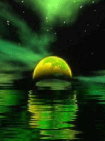 Фото Лунная дорожка (© Флориссия), добавлено: 18.06.2011 16:51