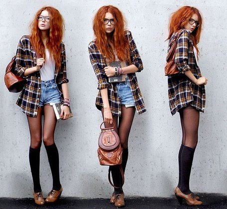 photo of girls 90's outfits № 572