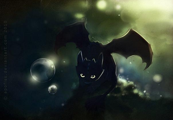 Черный кот арты 7
