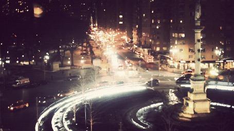 Фото Ночной город (© Anastasia_Ищтв), добавлено: 04.07.2011 13:11