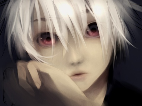 Фото Испуганный парень с большими глазами (© Шепот_дождя), добавлено: 09.07.2011 21:53