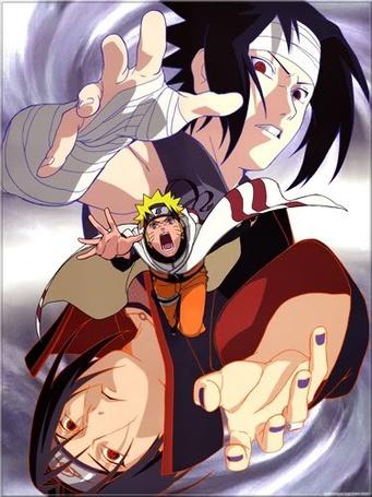 ���� ������, ����� � ����� (Naruto Shippuuden)