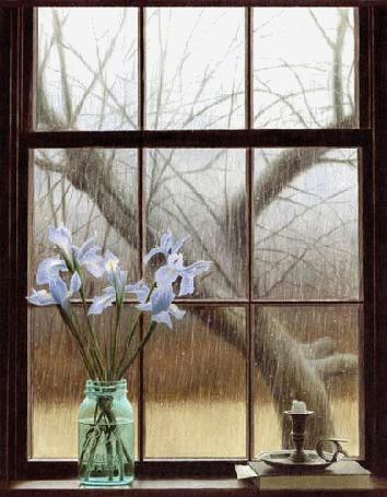 Фото Дождь за окном