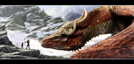 Фото Дракон обнюхивает непрошеных гостей (© Anatol), добавлено: 31.07.2011 00:52
