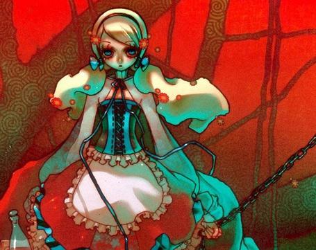 Фото Девушка с хваостиками (© Юки-тян), добавлено: 31.07.2011 14:42