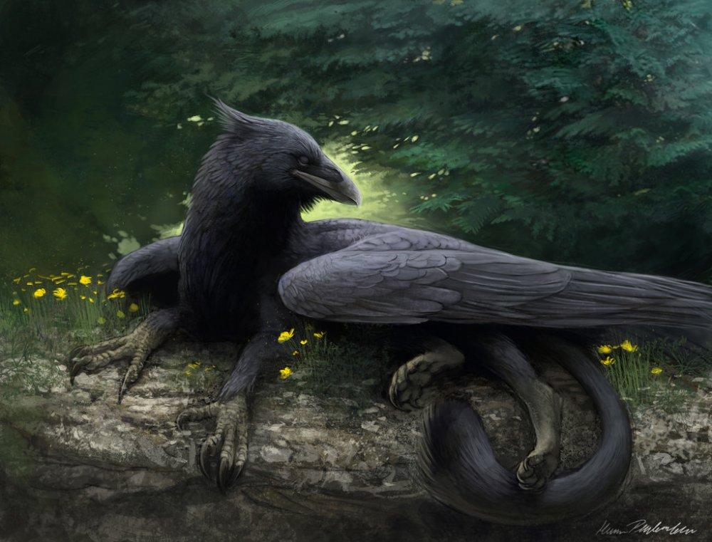 смотреть фото мистических животных из библии