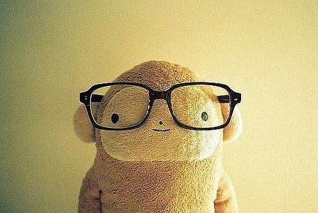 Фото Игрушка в очках (© Шепот_дождя), добавлено: 01.08.2011 00:52