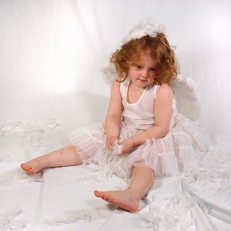 Фото Маленький ангелочек (© Юки-тян), добавлено: 01.08.2011 12:07