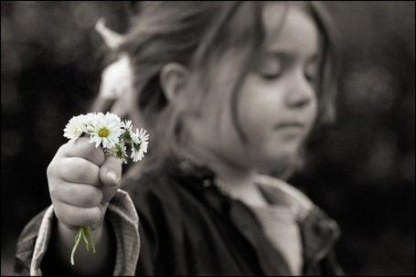 Фото Девочка с ромашками (© Юки-тян), добавлено: 02.08.2011 16:27
