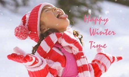 Фото Девочка ловаит снег языком (Happy Winter Time) (© Юки-тян), добавлено: 04.08.2011 21:26