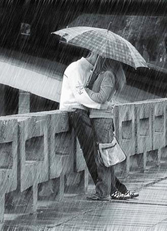 Фото Влюблённые под дождём (© Флориссия), добавлено: 06.08.2011 19:15