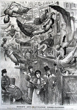 ���� Edison's anti-gravitacion under-clothing (� Anatol), ���������: 08.08.2011 15:58