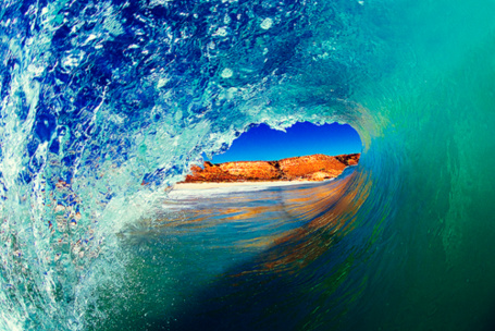 Фото Огромная волна (© Штушка), добавлено: 10.08.2011 09:56