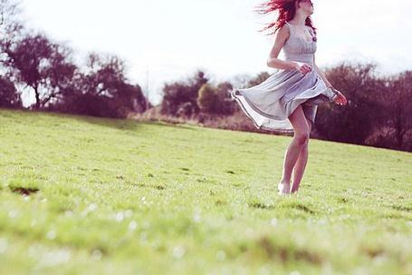 Фото Девушка на природе (© Юки-тян), добавлено: 11.08.2011 22:40