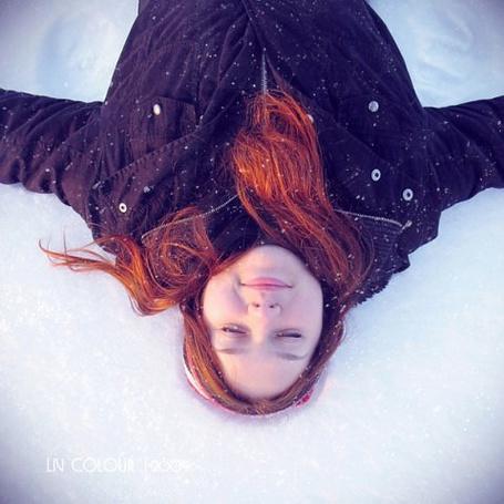 Фото Девушка не снегу (© Юки-тян), добавлено: 11.08.2011 23:11
