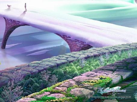 Фото Заснеженный мостик (Celestial exploring by kagaya) (© Юки-тян), добавлено: 14.08.2011 15:44
