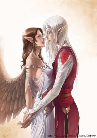 Фото Любовь ангела