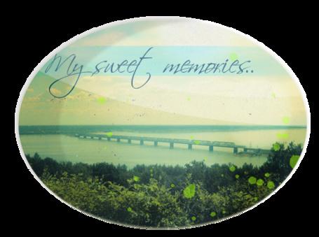 Фото Красивый вид на мост через реку (My sweet memories...) (© D.Phantom), добавлено: 01.09.2011 07:46