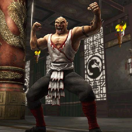 ���� Baraka �� ���� Mortal Kombat Deception / ����������� ����� ����� (� Volkodavsha), ���������: 03.09.2011 13:27